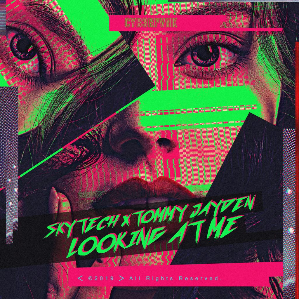 Skytech & Tommy Jayden - Looking at Me