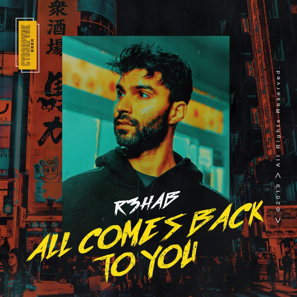R3HAB Releases Meaningful