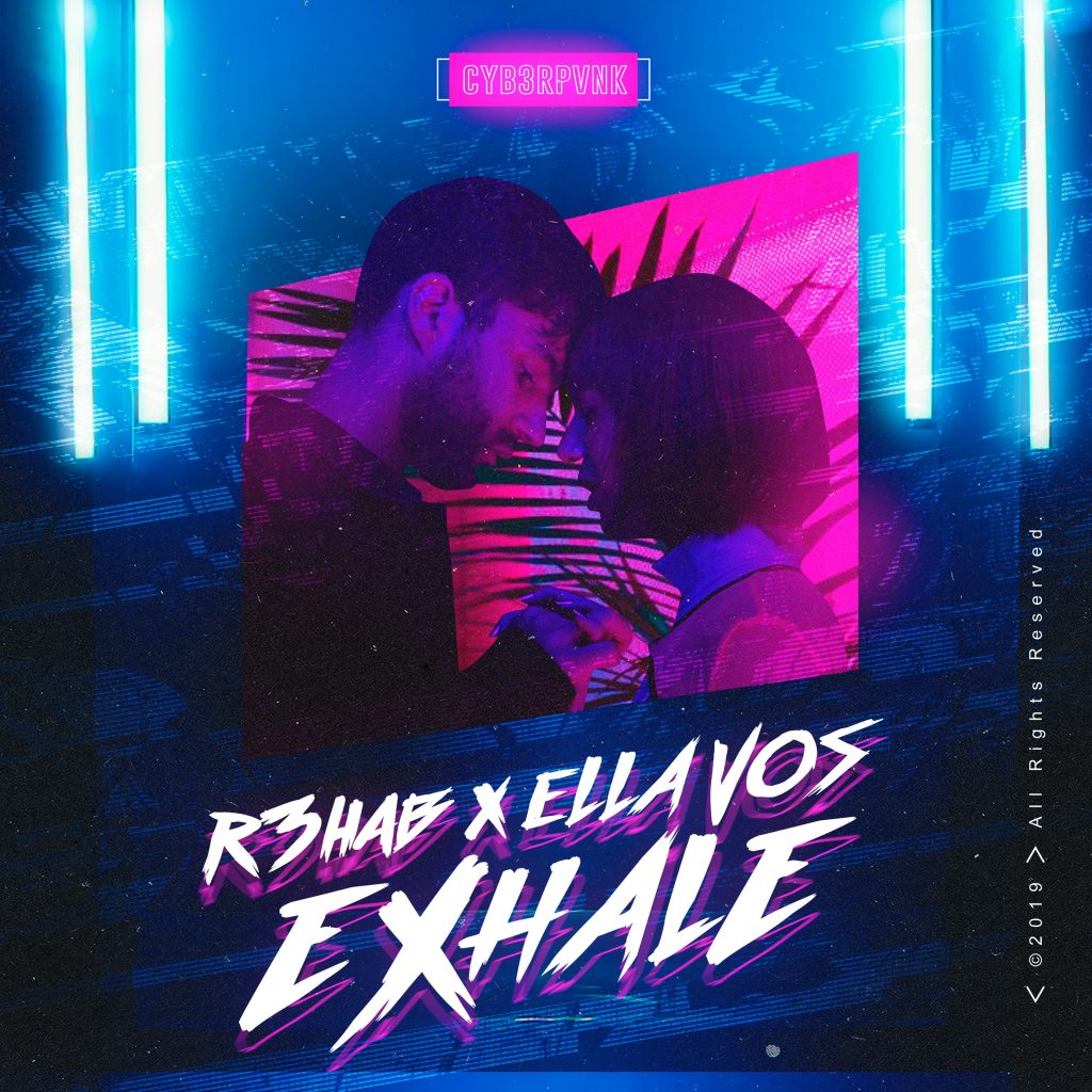R3hab and Ella Vos