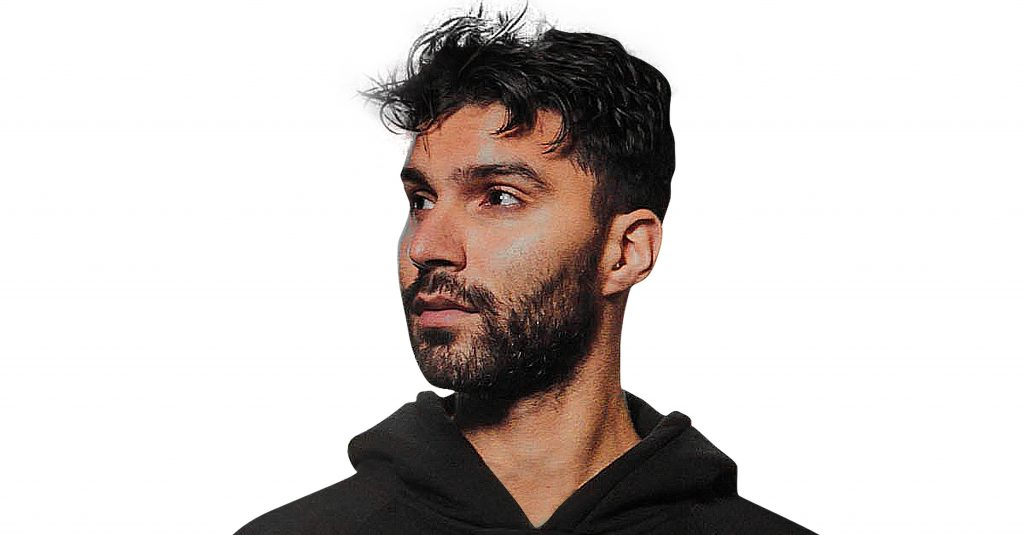 R3HAB Turns Up