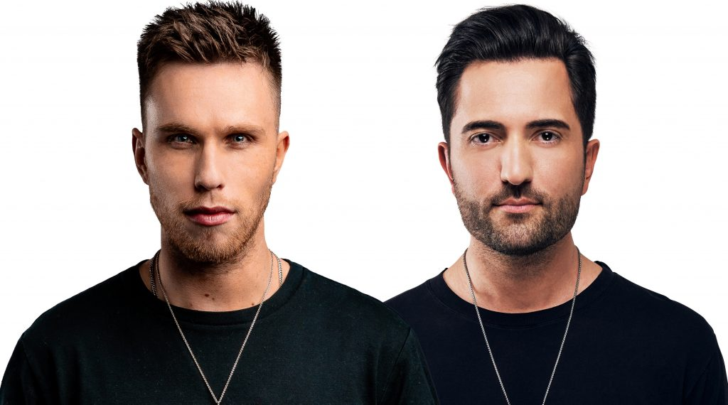 Nicky Romero and Deniz Koyu